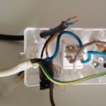 Steckerleiste - Schalterkabel