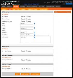 DD-WRT VPN 2