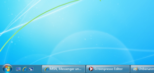 Windows 7 XP Startleiste 10