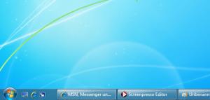 Windows 7 XP Startleiste 10