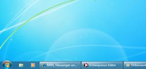 Windows 7 XP Startleiste 3