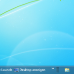 Windows 7 XP Startleiste 7