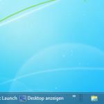 Windows 7 XP Startleiste 7