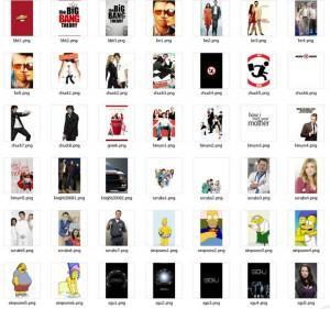 TV Series Wallpapers 480x800