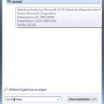 iSCSI Initiator Windows 7 4