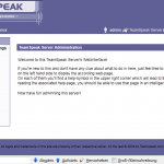 Teamspeak2 Server auf Ubuntu 64Bit Edition 2