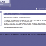 Teamspeak2 Server auf Ubuntu 64Bit Edition 3