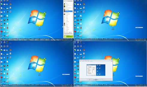 Windows 7 Features Dexpod