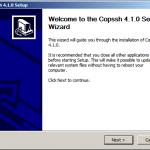 SFTP auf Windows Server 2008 1