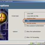 SFTP auf Windows Server 2008 12