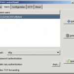 SFTP auf Windows Server 2008 13