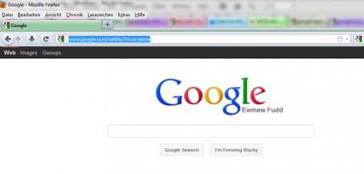 Google Eastereggs Google Elmer