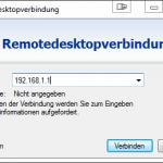 Remotedesktop Verknüpfung 5